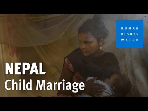 Child Brides in Nepal