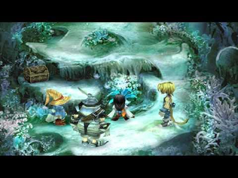 Final Fantasy IX Walkthrough Part 6:  Ice Climbers! [HD]