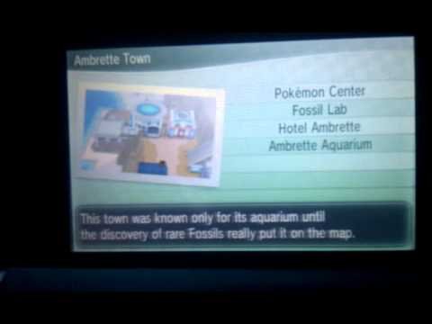 Pokemon X and Y: Where to get the TM Rock Smash