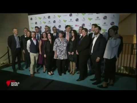 SBS FINANCE | 2018 Australian LGBTI Inclusion Awards Winners