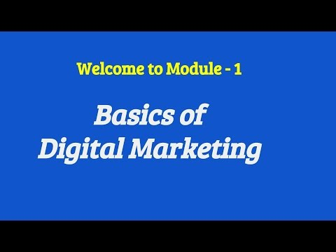 What is Marketing | Marketing vs Sales - Basic to Advanced Digital Marketing Course