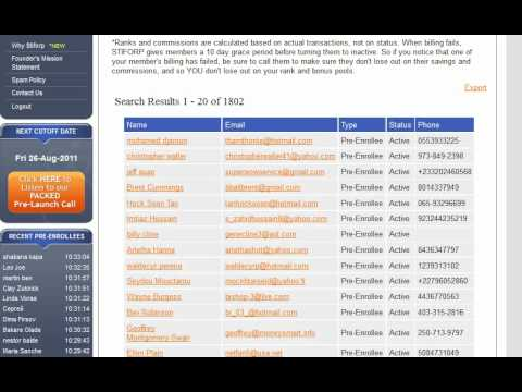 Create and Manage your Email Marketing and Mailing Lists YMLP