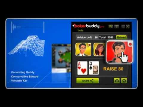 PokerBuddy -- Supports Zynga poker on Facebook.flv