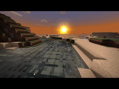 VRPE SHADERS For MINECRAFT PE 1.2.16+ (ULTRA REALSTIC SHADERS)