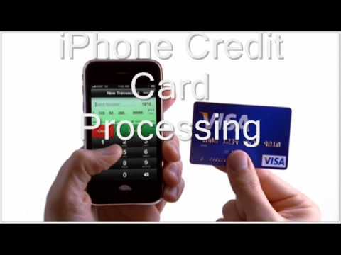 Accept Credit Card on your iPhone www.paymentmax.com