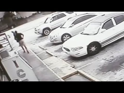 Stand Your Ground - Florida Parking Lot