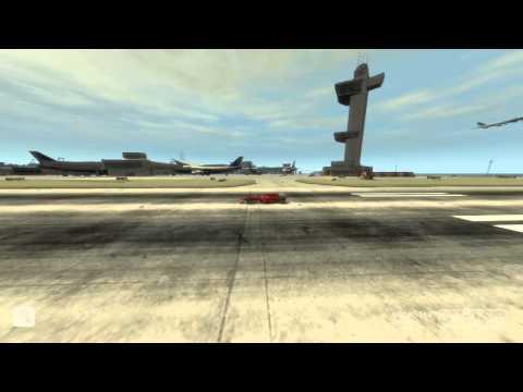 Ferrari Formula 1 Car Test (GTA IV PC)