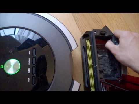 roomba 870 in action