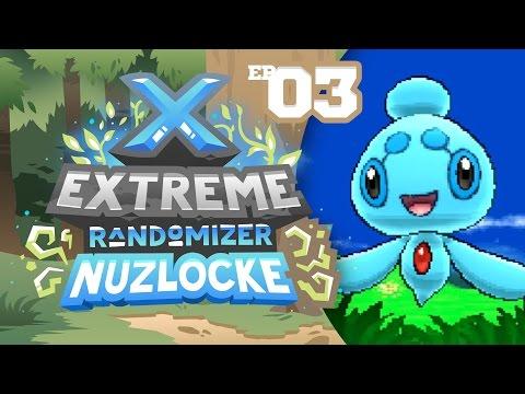 PLEASE STAY IN THE POKE BALL! - Pokémon X Extreme Randomizer Nuzlocke w/ Supra! Episode #03