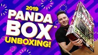 Fireworks Sampler: Tiger Box/Panda Box Unboxing & Tour w