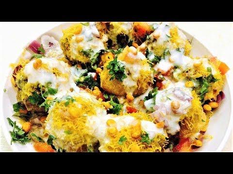 Dahi Puri recipe in *HINDI* | दही पुर बनाने का आसान तरीका