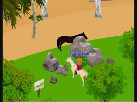 Horse isle 2 - Random Wild Enounters