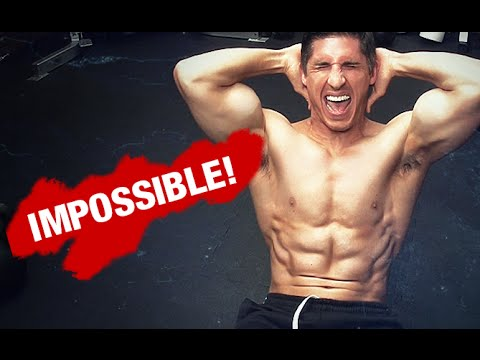 The Impossible Sit-Up (CAN YOU DO A REP?!?)