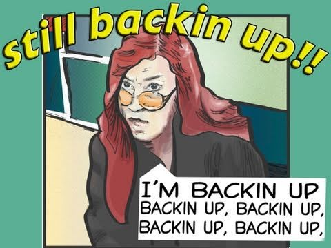 iTunes Version - Backin Up Song