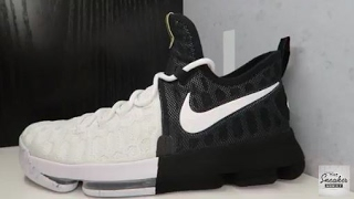 new arrival 8d6f2 88648 Nike KD 9 BHM Black History Month Sneaker Review