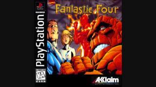 Download Fantastic Four (PSX) Original Soundtrack - 13 - Fruity Pooty Video