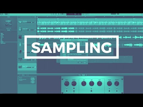 How To Sample in GarageBand 2018