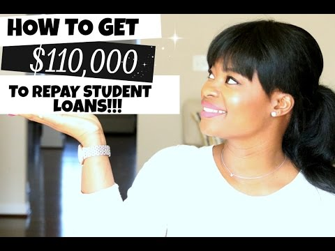 HOW TO GET $110,000 TO REPAY STUDENT LOANS / SCHOLARSHIPS ( NURSE PRACTITIONERS / NURSING)