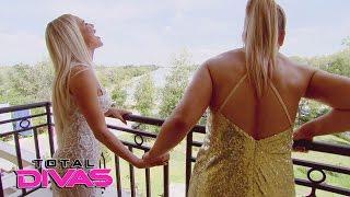 Lana and Natalya