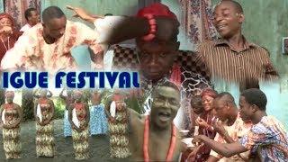 Igue Festivial - Benin Cultural Dance