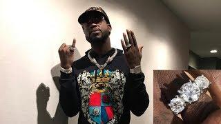 Rick Ross Buys Gucci Mane $1 Million Jewelry Wedding Gift