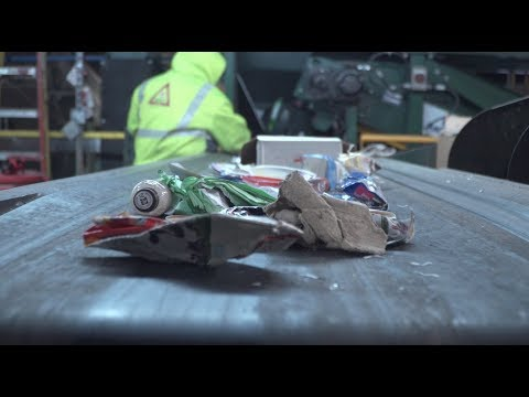 Iowa City In Focus: Single Stream Recycling