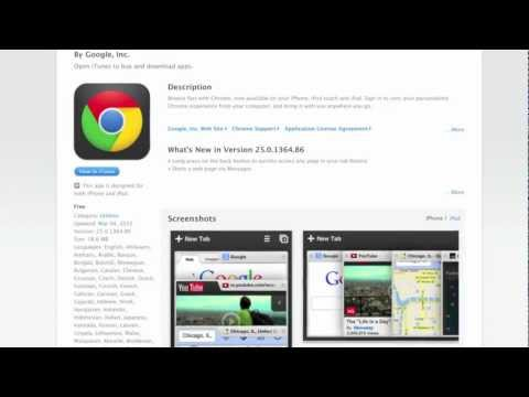 CNET How To - Quickly access browsing history in any tab on Chrome for iOS