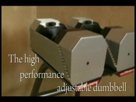 TITAN Adjustable Dumbbell