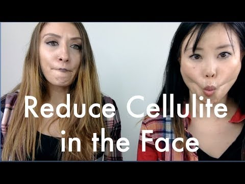 Face Has Cellulite | How to Reduce Facial Cellulite with Face Yoga