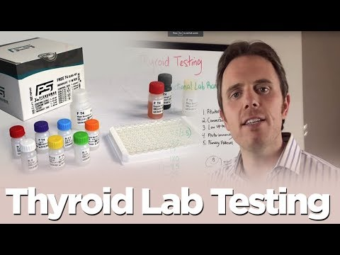 Thyroid Lab Testing - Thyroid Lab Ranges - Hypothyroid Patterns