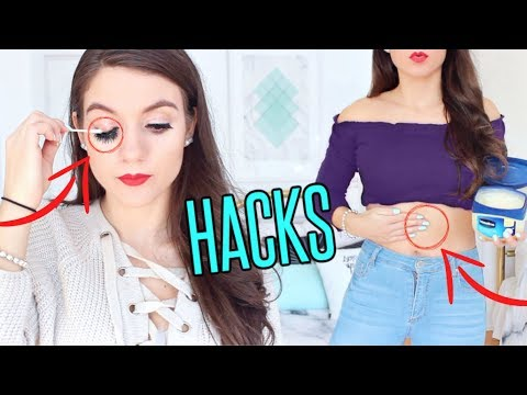 14 VASELINE BEAUTY HACKS That Will CHANGE Your LIFE !!