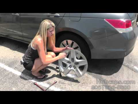 How to Remove or Take Off Plastic Hub Caps - Hubcaps.com