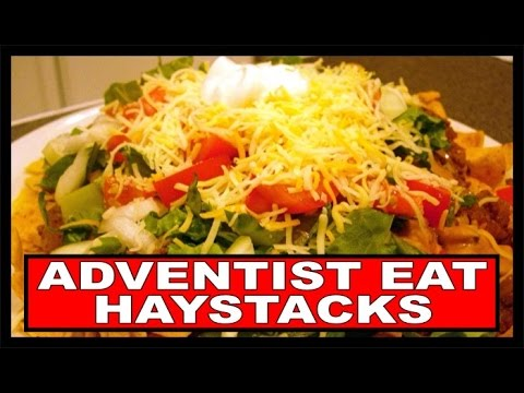 How Adventist eat a haystack