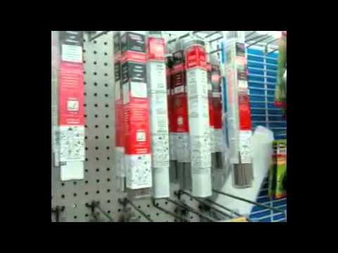 Walmart welding department?