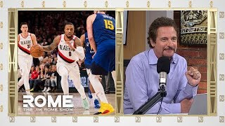 Portland Ties Up The Series In A SASSY Game 6   The Jim Rome Show