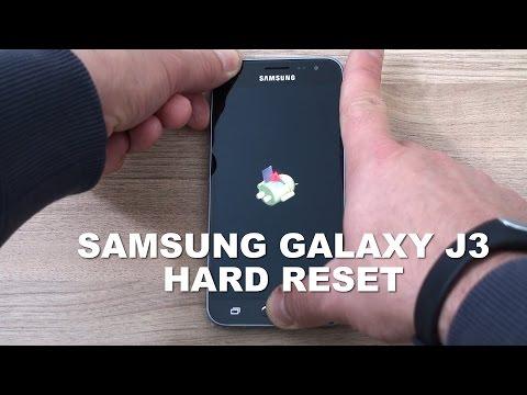 Samsung Galaxy J3   6   J320 hard reset