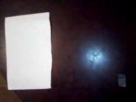 how to make a paper blow gun part(2)