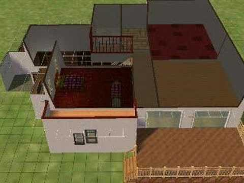 Sims2:建築&生活(建築)
