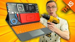I built a Laptop