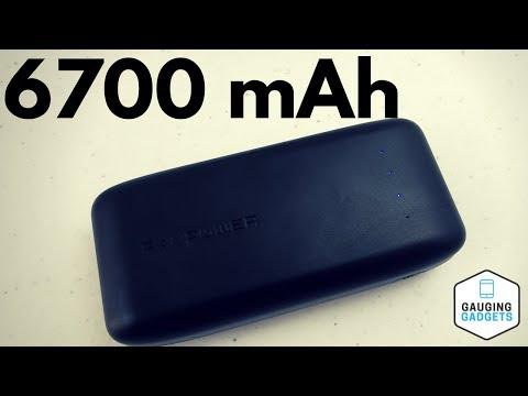 RAVPower 6700 Battery Pack Review - RAVPower Power Bank
