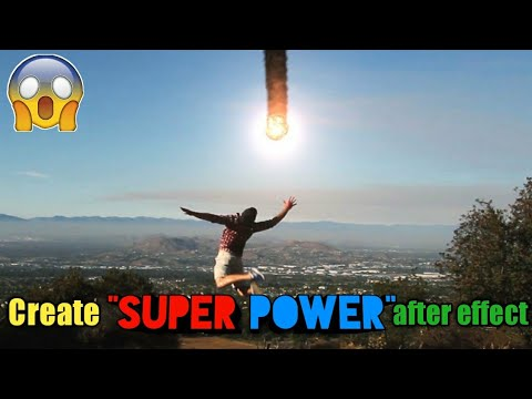 Create Super Power after effects using Viva video Master your Mobile full tutorial