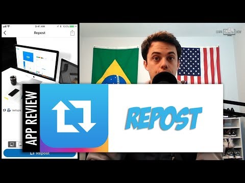 Repost - Share Other Instagram Photos or Videos on Your Profile