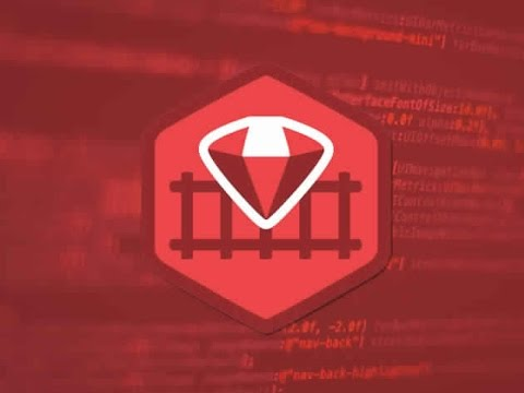 8.Ruby on rails course : The