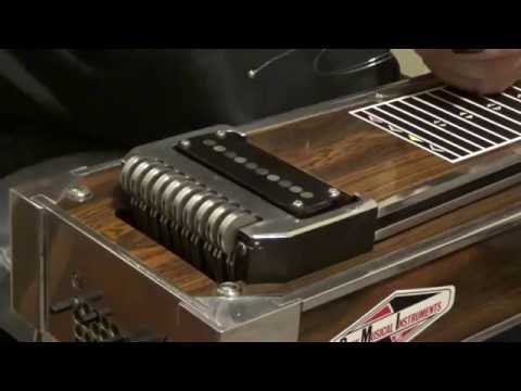 Pedal Steel Guitar | How to Change Strings and Routine Maintenance