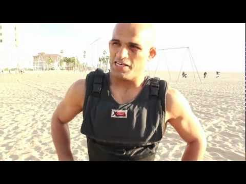 MMA Life: UFC on FX's Kamal Shalorus Shows Us His Beach Body Workout