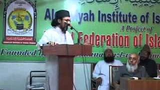Heartfelt appreciation of Mubahila agianst Qadianiat by Mufti Umair Mahmood Siddiqui