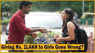 Picking Up Girls with Twist Prank - Gone Wrong?   The HunGama Films