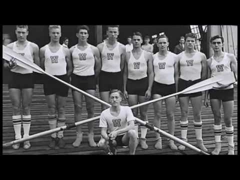 The Miracle 9 - 1936 Olympic Men's Rowing Team