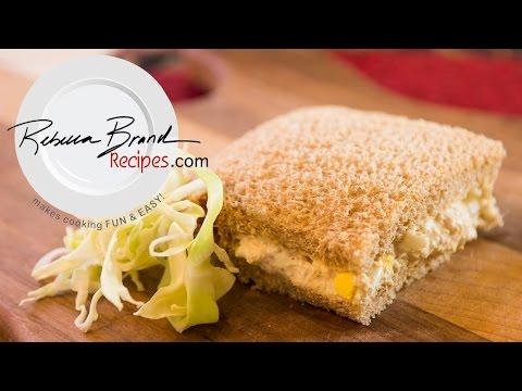 Tuna Egg Salad Sandwich ORIGINAL RECIPE