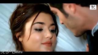 Whatsapp Status Video |Tu nazm nazm sa mere ft Hayat and Murat